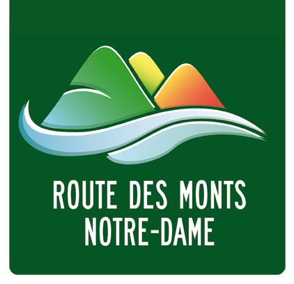 logo Route monts notre-dame