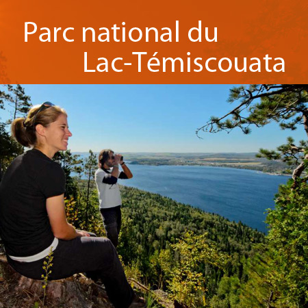 Parc National du Lac-Témiscouata